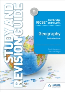 Image for Cambridge IGCSE and O level geographyStudy and revision guide