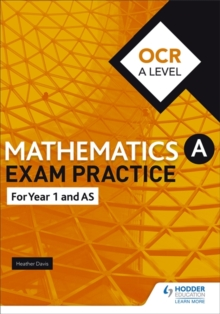 Image for OCR year 1/AS mathematics exam practice