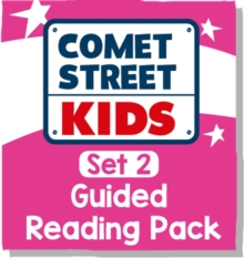 Reading Planet Comet Street Kids - Pink A Set 2 Guided Reading Pack -