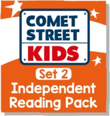 Reading Planet Comet Street Kids - Orange  Set 2 Independent Reading Pack -