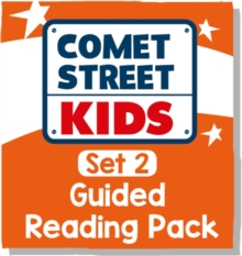 Reading Planet Comet Street Kids - Orange Set 2 Guided Reading Pack -