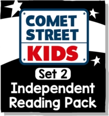 Reading Planet Comet Street Kids Pink A to Orange Set 2 Independent Reading Pack -