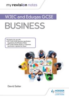 My Revision Notes: Wjec and Eduqas Gcse Business - Salter, David