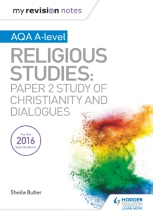 Image for AQA A-level religious studies.: (Study of Christianity and dialogues)
