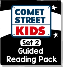 Reading Planet Comet Street Kids Pink A to Orange Set 2 Guided Reading Pack -