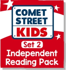 Reading Planet Comet Street Kids - Red B Set 2  Independent Reading Pack -
