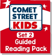 Reading Planet Comet Street Kids - Red B Set 2  Guided Reading Pack -