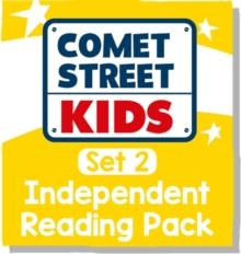 Reading Planet Comet Street Kids - Yellow Set 2  Independent Reading Pack -