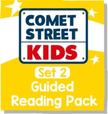 Reading Planet Comet Street Kids -Yellow Set 2 Guided Reading Pack -