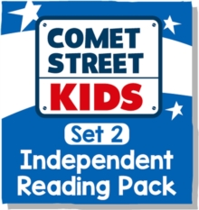 Reading Planet Comet Street Kids - Blue Set 2 Independent Reading Pack -