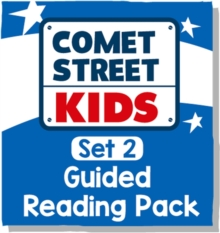 Reading Planet Comet Street Kids - Blue  Set 2 Guided Reading Pack -