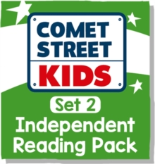 Reading Planet Comet Street Kids - Green  Set 2 Independent Reading Pack -