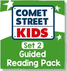 Reading Planet Comet Street Kids - Green  Set 2 Guided Reading Pack -