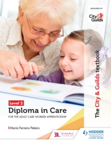 Image for Level 2 diploma in adult care