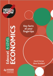 Image for Edexcel A-level economics