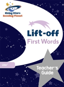 Lift-off first words: Teacher's guide