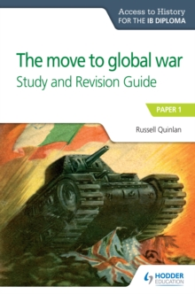 Image for The move to global war.: (Study and revision guide)