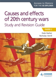 Image for Causes and effects of 20th century warsPaper 2,: Study and revision guide