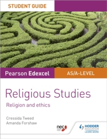 Image for Pearson Edexcel AS/A level religious studies: Religion and ethics
