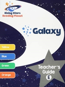 Reading planet GalaxyE, yellow to orange: Teacher's guide - Filipek, Nina