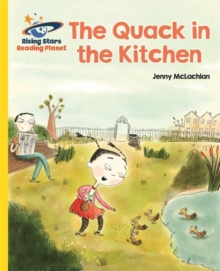 Image for The quack in the kitchen