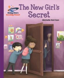 Image for The new girl's secret