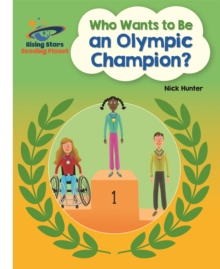 Image for Who wants to be an Olympic champion?