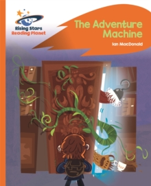 Image for The adventure machine