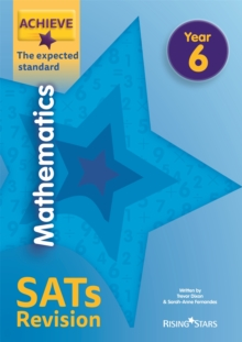 Achieve mathematics SATs revision  : the expected standardYear 6 - Dixon, Trevor