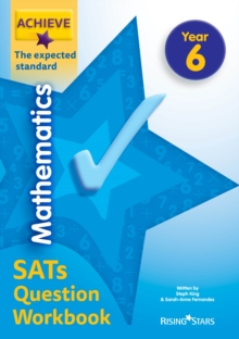 Achieve mathematics SATs question: the expected standard. (Workbook) - King, Steph