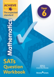 Achieve mathematics SATs question  : the expected standardYear 6,: Workbook - King, Steph