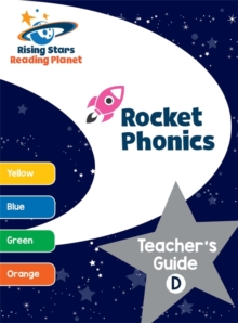 Image for Rocket phonicsTeacher's guide D
