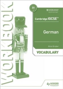 Image for Cambridge IGCSE German vocabulary workbook
