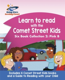 Reading Planet: Learn to read with the Comet Street Kids Six Book Collection 2: Pink B -