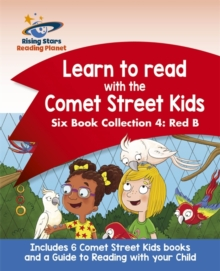 Reading Planet: Learn to read with the Comet Street Kids Six Book Collection 4: Red B -
