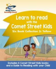 Reading Planet: Learn to read with the Comet Street Kids Six Book Collection 5: Yellow -