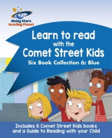 Reading Planet: Learn to read with the Comet Street Kids Six Book Collection 6: Blue -
