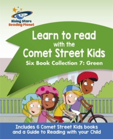 Reading Planet: Learn to read with the Comet Street Kids Six Book Collection 7: Green -