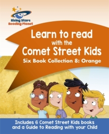 Reading Planet: Learn to read with the Comet Street Kids Six Book Collection 8: Orange -