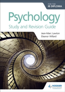 Image for Psychology for the IB diploma study and revision guide