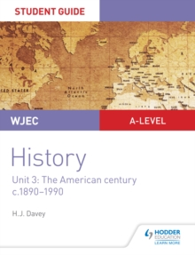 Image for WJEC A-level history.: (Student guide)