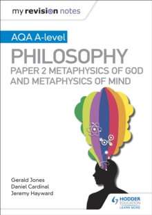 Image for AQA A-level philosophyPaper 2,: Metaphysics of God and metaphysics of mind