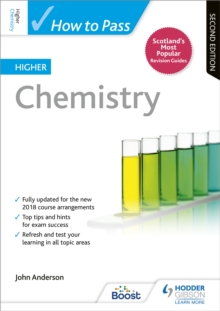 How to pass higher chemistry - Anderson, John