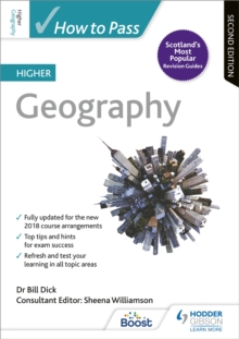How to pass Higher Geography - Williamson, Sheena