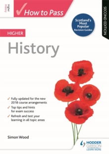 How to pass higher history - Wood, Simon