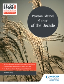 Image for Pearson Edexcel poems of the decade
