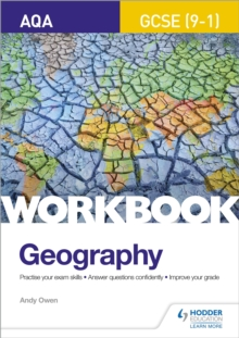 AQA GCSE (9-1) geography: Workbook - Owen, Andy