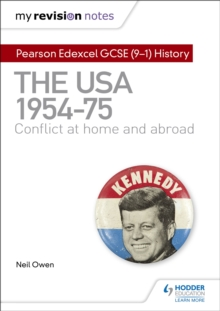 Image for Pearson Edexcel GCSE (9-1) history: The USA, 1954-1975 :