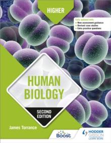 Image for Higher human biology