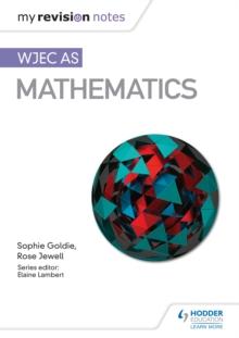 Image for WJEC AS mathematics